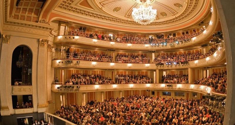 Немецкая государственная опера / Staatsoper Unter den Linden