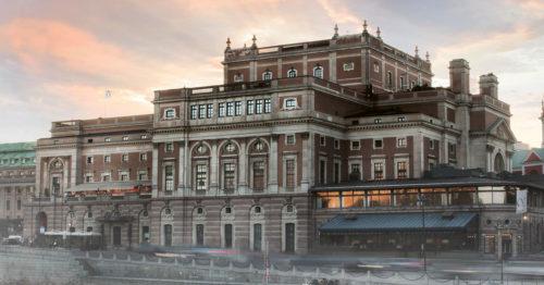 Королевская опера в Стокгольме