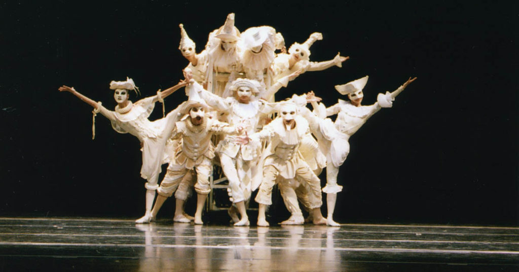 Балет «Страсти по Мольеру, или Маска Дон Жуана», театр балета Бориса Эйфмана