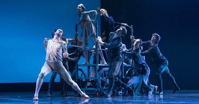 Балет «Страсти по Мольеру, или Маска Дон Жуана»