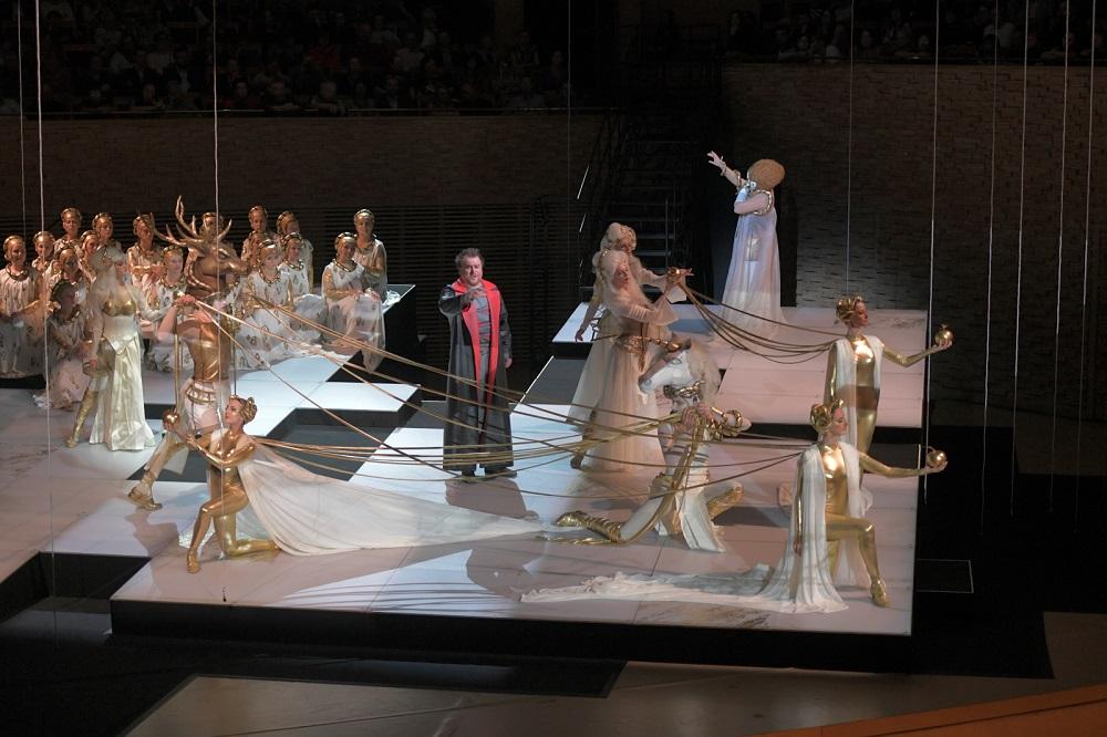 Опера Тангейзер