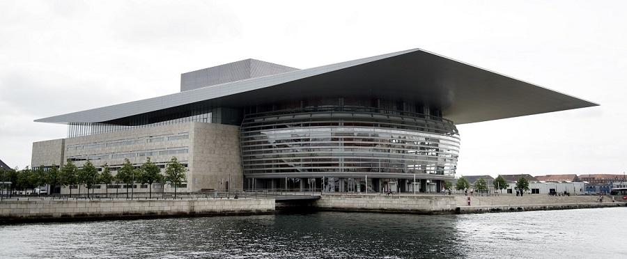 Оперный театр Копенгагена / Operaen på Holmen