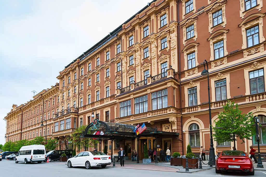 Отель «Бельмонд Гранд отель Европа»