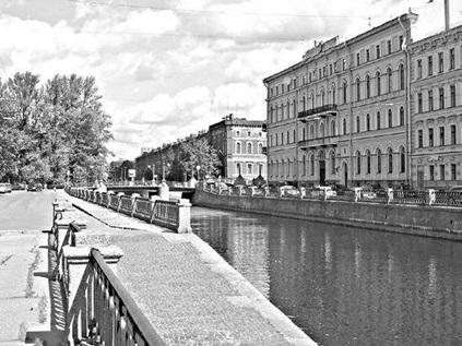 Артистический дом на набережной Крюкова канала