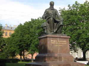 Памятник Николаю Римскому – Корсакову