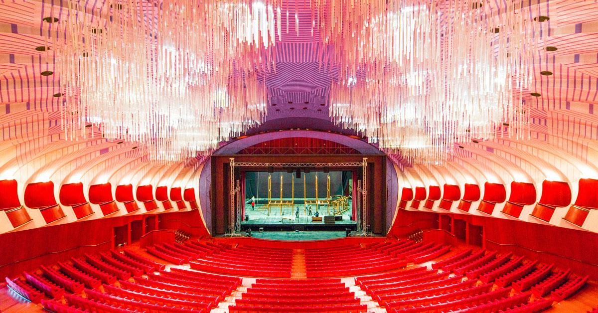 Королевский театр Реджио в Турине