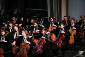 Теодор Курентзис и Симфонический оркестр Юго-Западного радио Германии