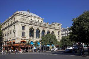Театр Шатле / Théâtre du Châtelet