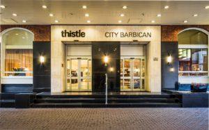 Thistle Barbican Shoreditch 3*