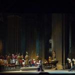 Опера «Тоска» Джакомо Пуччини в Венской государственной опере