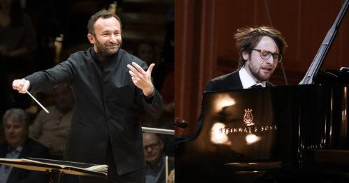 Даниил Трифонов и Кирилл Петренко