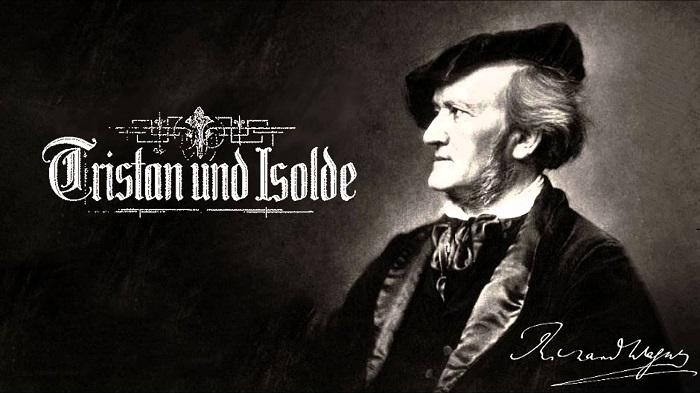 Опера Тристан и Изольда, Вагнер