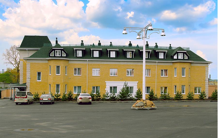 Отель Троя 3*