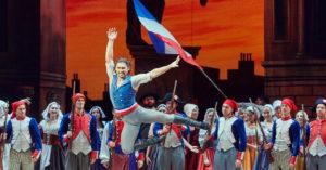 Иван Васильев, балет Пламя Парижа, Большой театр