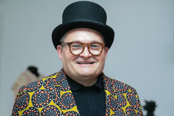 Александр Васильев, историк моды