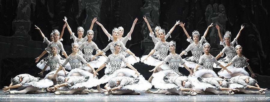 балет Щелкунчик в Венской опере