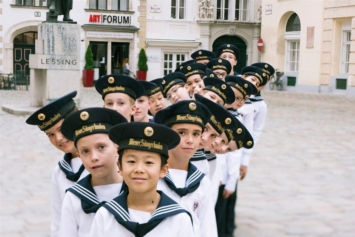 Венский хор мальчиков / Wiener Sängerknaben