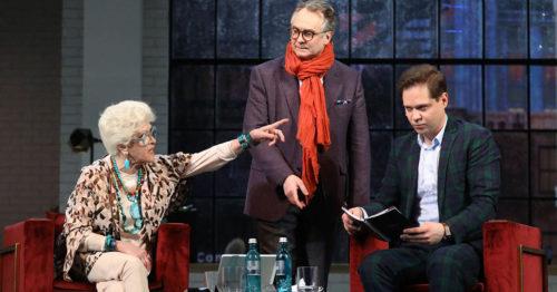 Алиса Фрейндлих в спектакле Ивана Вырыпаева «Волнение»