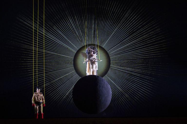 Опера Волшебная флейта в Немецкой государственной опере