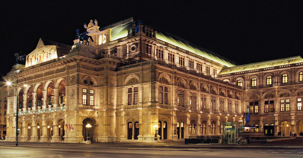 Венская опера / Wiener Staatsoper