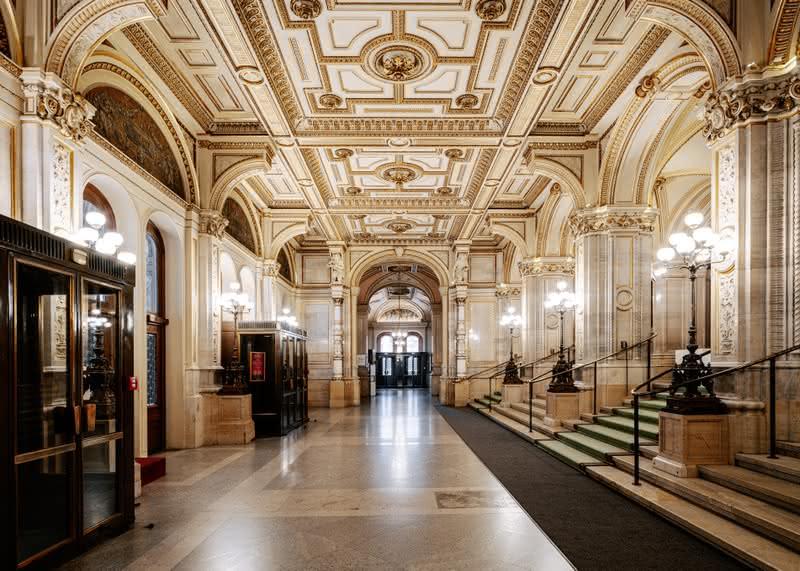 Венская государственная опера / Wiener Staatsoper