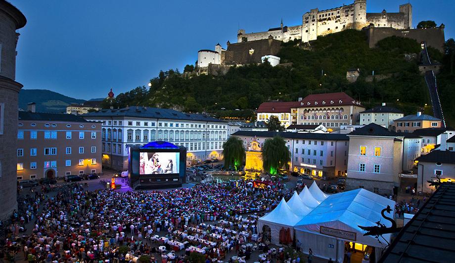 Зальцбургский летний Фестиваль